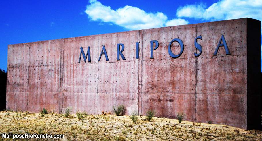 Mariposa rio rancho model homes